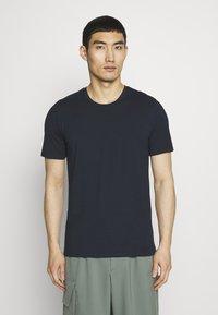 DRYKORN - CARLO - Basic T-shirt - navy - 0