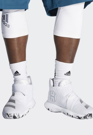 HARDEN B/E 3 SHOES - Basketball shoes - white