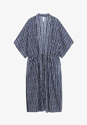 Korte jurk - blauw