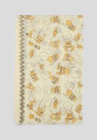s.Oliver - Sjaal - yellow aop - 4