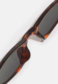 Vintage Supply - CAT EYE UNISEX - Lunettes de soleil - dark brown - 2