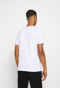 Kings Will Dream - TAYPORT TEE - Print T-shirt - white - 2