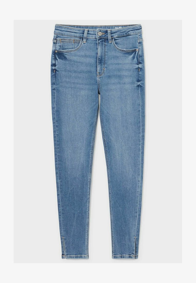C&A - Jeans Skinny Fit - denim-light blue