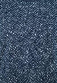 Ragwear Plus - DIONE - T-shirt imprimé - indigo - 5