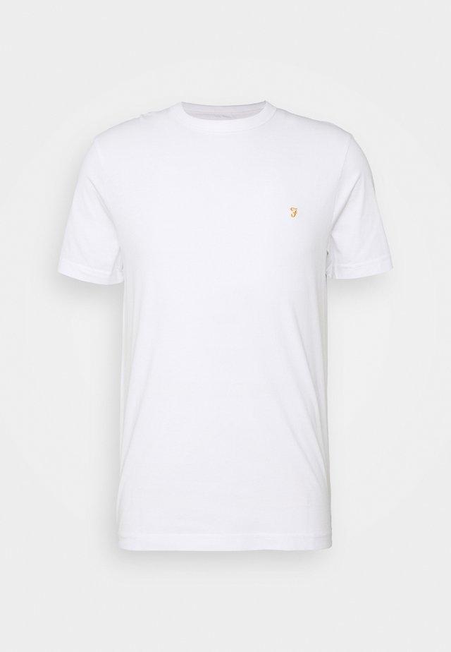 DANNY TEE - Camiseta básica - white
