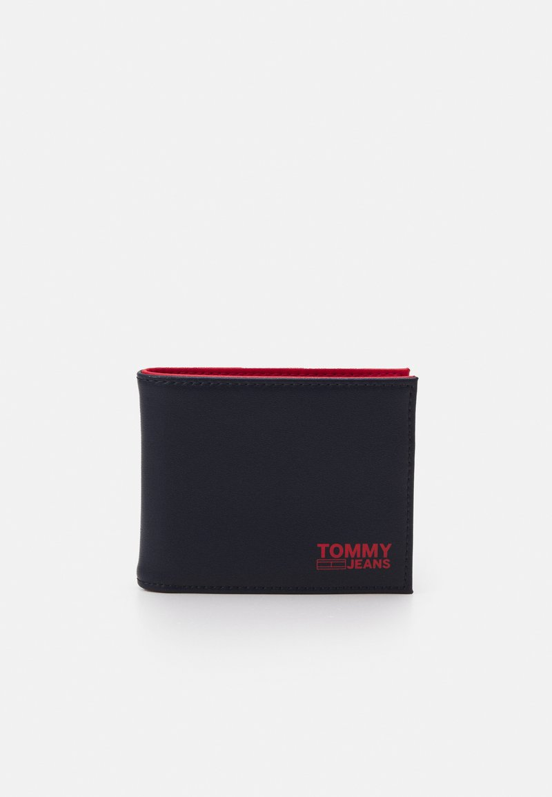 Tommy Jeans - ESSENTIAL WALLET - Wallet - blue