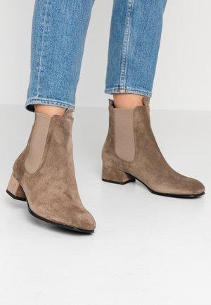 TESSA - Classic ankle boots - tundra