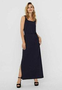 Vero Moda - VMADAREBECCA ANKLE DRESS - Maxi dress - navy blazer - 0