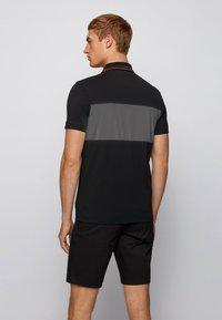 BOSS - PAVEL - Polo shirt - black - 2
