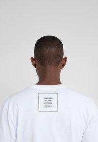 Damir Doma - TIES - Print T-shirt - white - 3
