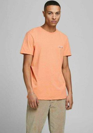 T-shirt basic - shell coral