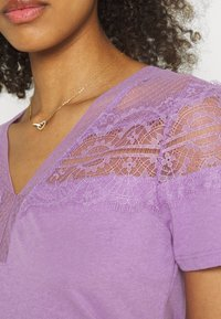 Morgan - DIETER - Camiseta básica - lilac - 4