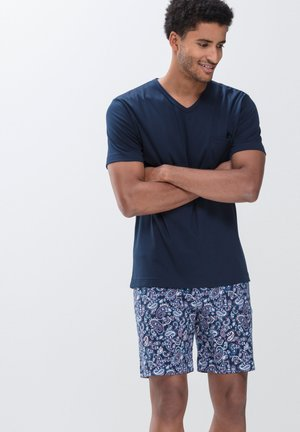 Pyjamas - yacht blue