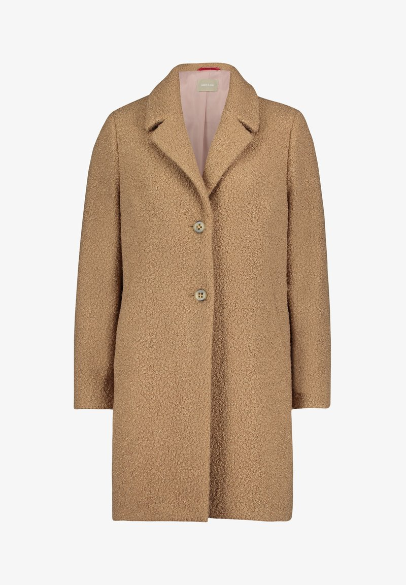 Amber & June - Classic coat - light camel