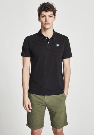 Poloshirt - black 0999