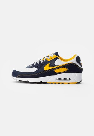AIR MAX - Sneakers - white/univ gold-midnight navy-obsidian-pure platinum-wolf grey