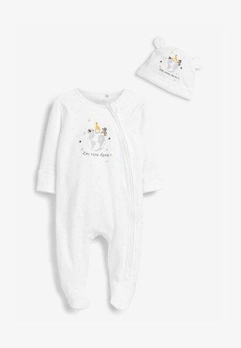 Pijama de bebé - white