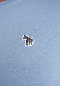 PS Paul Smith - ZEBRA  - Basic T-shirt - blue - 5