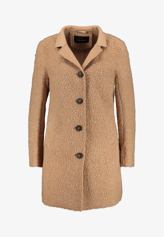Winter coat - camel