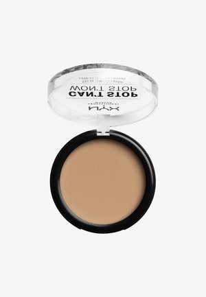 CAN'T STOP WON'T STOP POWDER FOUNDATION - Poudre - CSWSPF09 medium olive