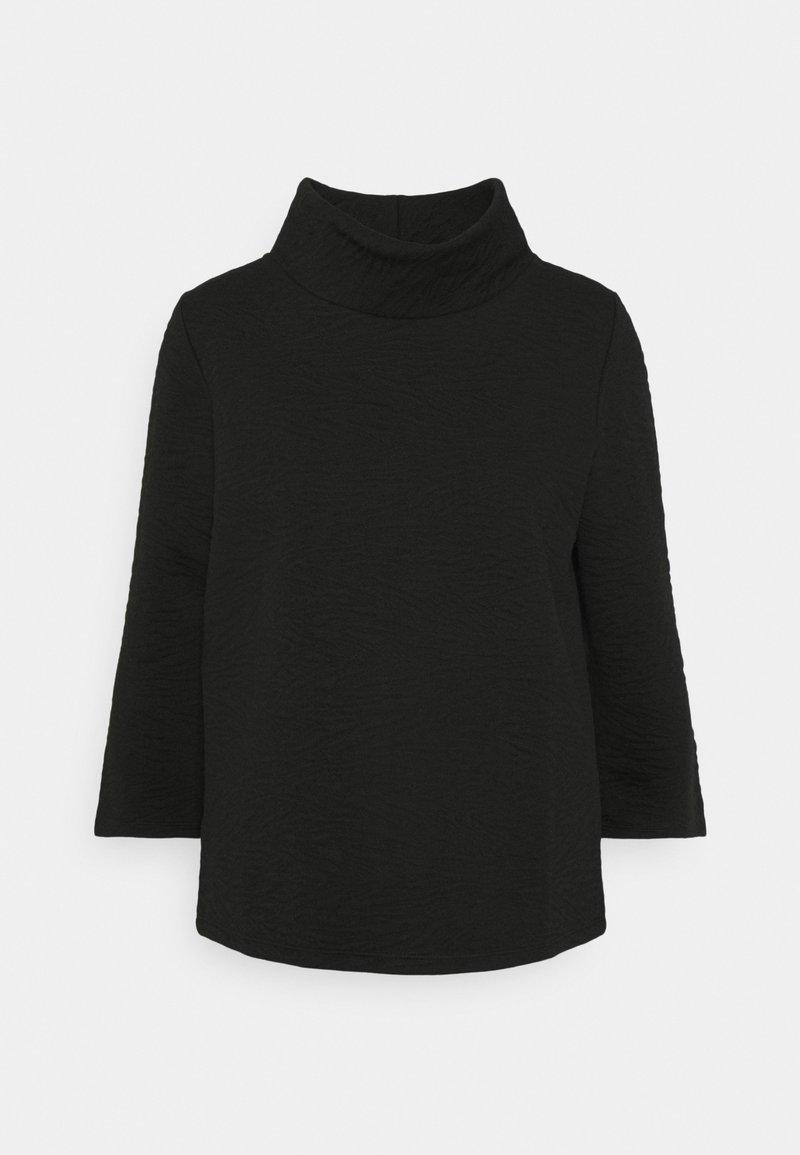 More & More - Sweatshirt - black