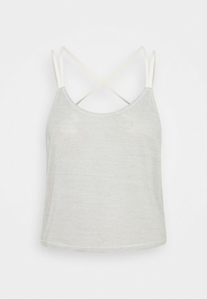 STUDIO GRAPHENE STRAPPY TANK - Top - eggnog