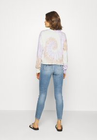 American Eagle - TIE DYE LONG SLEEVE COVE TEE - Long sleeved top - multi - 2