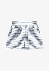 Next - BLUE/WHITE 3 PACK SHORTS (3MTHS-7YRS) - Shorts - blue - 1