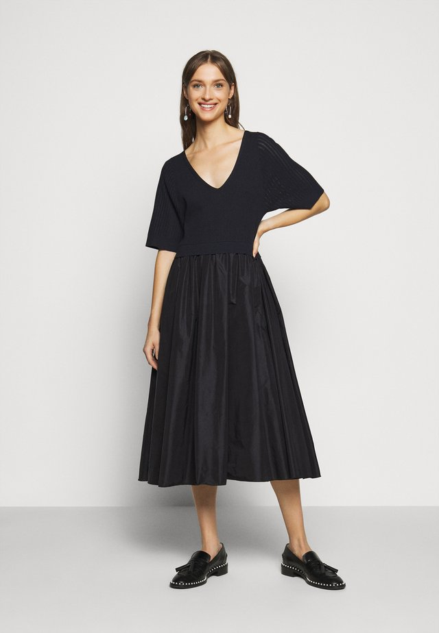 DANA - Robe pull - navy blue