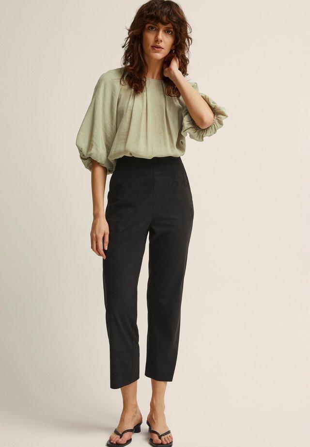 FRANCIS  - Pantalon classique - black