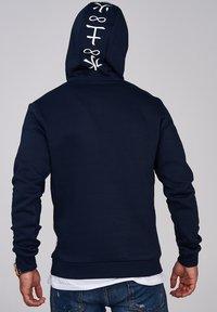 Jack & Jones - INFINITY - Hoodie - navy blazer - 1