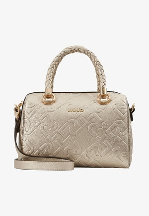 SATCHEL - Bolso de mano - light gold