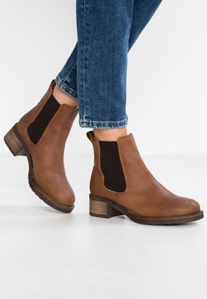 CHRISTINA  - Classic ankle boots - tan