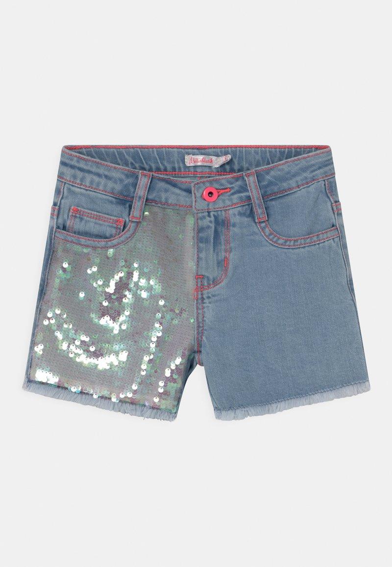 Billieblush - Denim shorts - light-blue denim