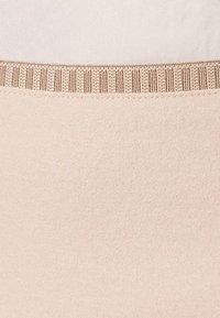 Marc Cain - KASCHMIR - Pencil skirt - sand - 2