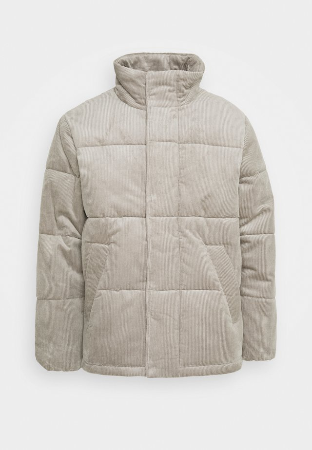 PUFFER - Winter jacket - grey