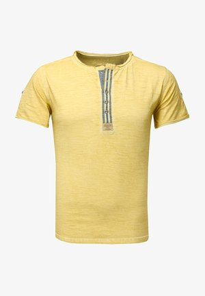 ARENA  - Print T-shirt - honey yellow