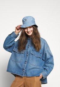Polo Ralph Lauren - BUCKET HAT - Klobouk - blue chambray - 1