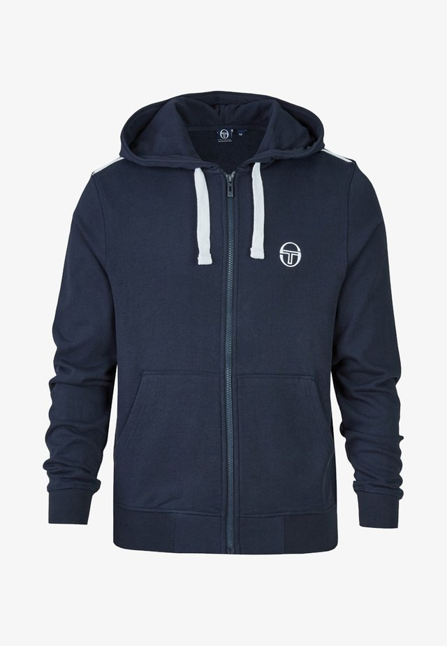 NEW ELBOW - Zip-up hoodie - dark blue