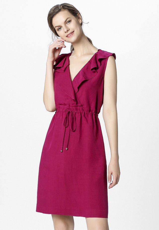 Sukienka letnia - berry