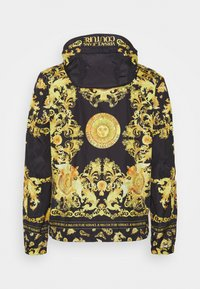 Versace Jeans Couture - PRINT BAROQUE - Summer jacket - black - 9