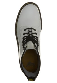 Dr. Martens - SMOOTH 59 LAST - Lace-up ankle boots - white - 4