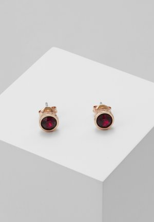 SINAA STUD EARRING - Ohrringe - rose gold-coloured