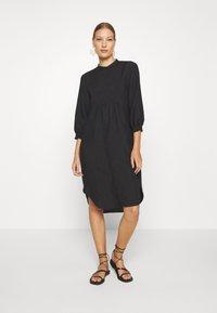 Soft Rebels - SRNELLY - Shirt dress - black - 0