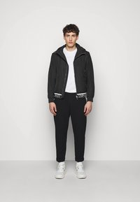 Emporio Armani - Light jacket - black - 1