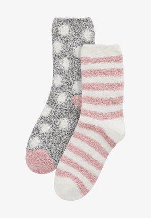 2 PACK - Socks - pink