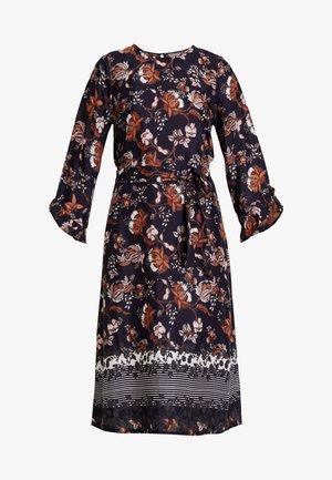 KAMALINA DRESS - Maxi šaty - midnight marine
