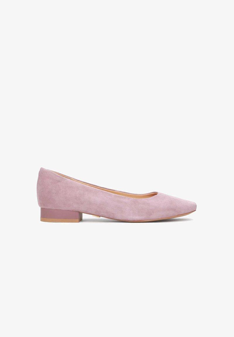 Kazar - SEMA - Ballet pumps - purple