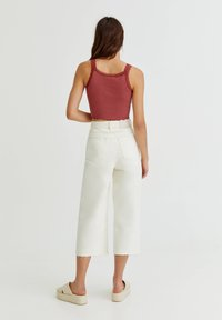 PULL&BEAR - Top - red - 2