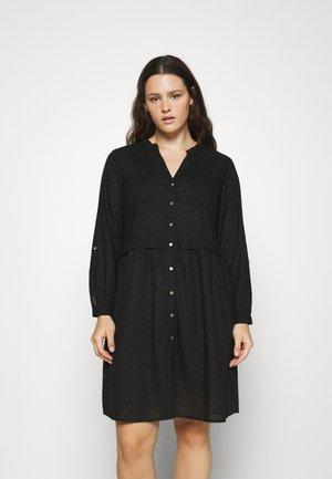 CARDAFIA KNEE DRESS - Vestito estivo - black